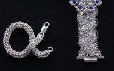 Chainmaille models in cross e2