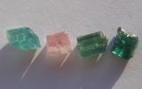 Tourmaline stones
