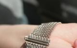 925 Silver European 4 in 1 Bracelet 39,8 g