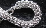 925 Silver Full Persian Bracelet 24,9 g