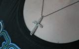 925 Silver Full Persian Cross 6,9 g