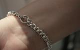 925 Silver Jens Pind Bracelet
