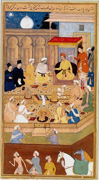 Akbar's court