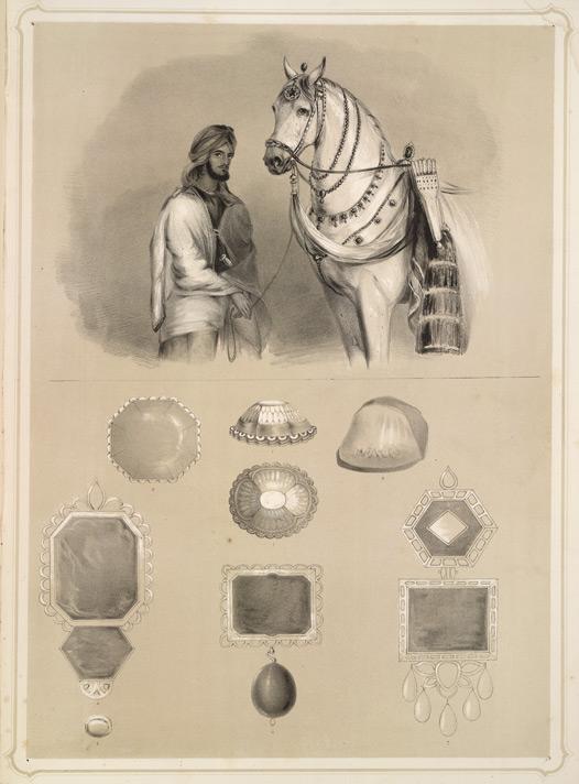 Maharaja Ranjit treasure