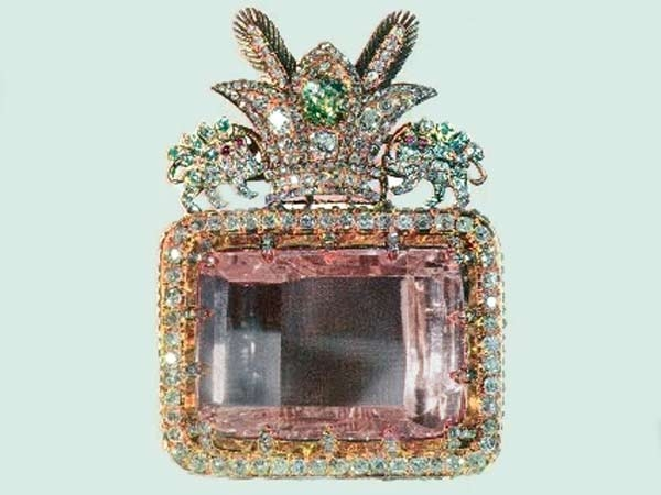 Pink Diamond Darya-ye Noor