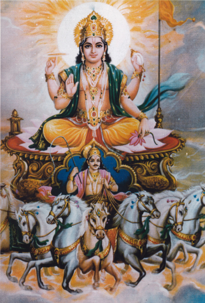 surya the sun god Godchecker guide to surya: golden-haired sun god and lord of the dawn surya is the indian god of the sun and comes from the mythology of india read the facts about surya in our legendary mythology encyclopedia.